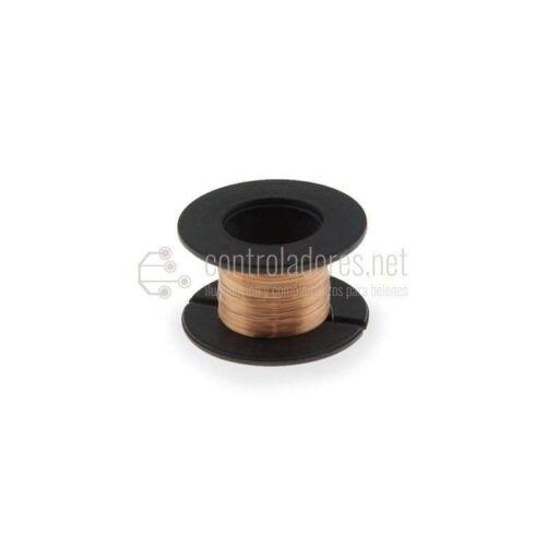 Rollo de hilo de cobre esmaltado