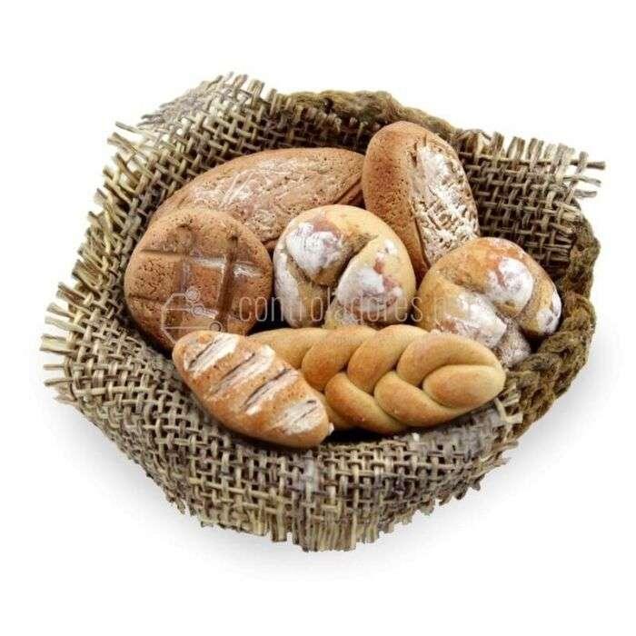 Cesta de panes
