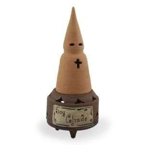 Electronic censer_electric censer_incense burner_turibulo_incense_weeksanta_aromatherapy_cash_burner_essence_church_brother_nazarenosinpaint_2
