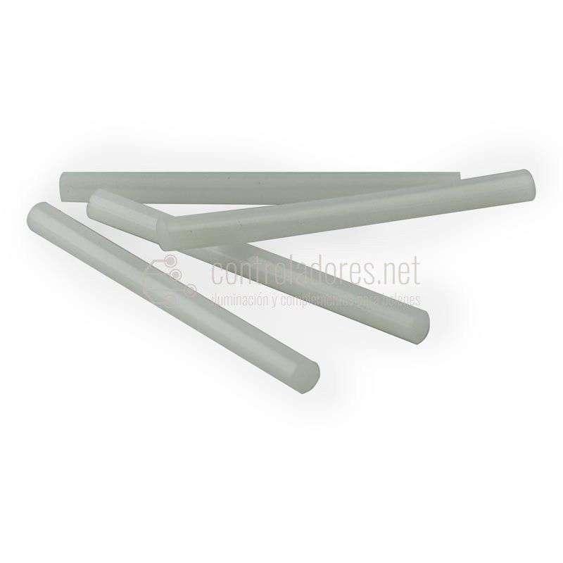 Barras de silicona para aplicador 25W
