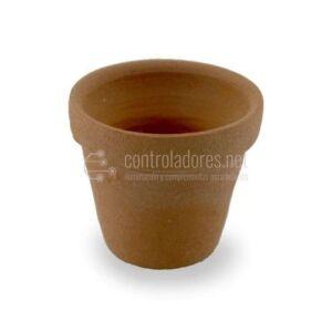 Vaso di fiori in ceramica