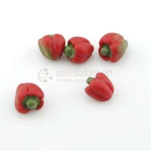 Pimientos verde-rojo (5 uds)
