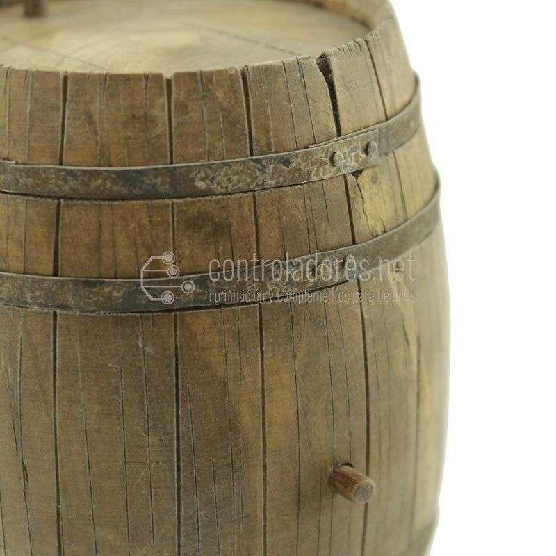 Tonel de madera