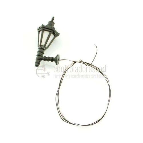Lanterna in miniatura con luce