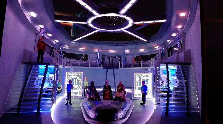 El Belén Star Trek, uno de los belenes más curiosos de 2018