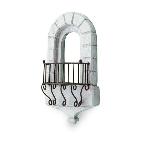 Balcón 1 arco de resina