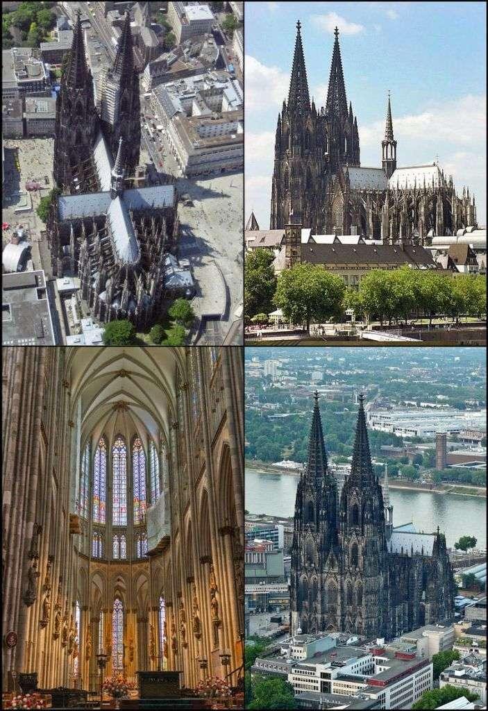 Los Tres Reyes Magos Catedral de Colonia